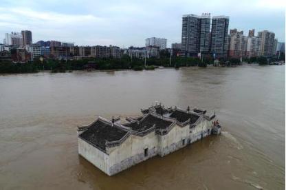 洪涝被误会多年?它竟是把双刃剑?